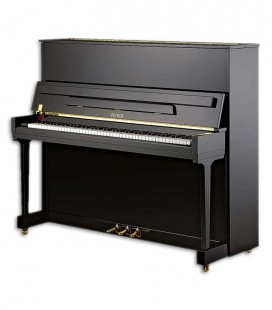 Upright Piano Petrof P125 K1 Higher Series