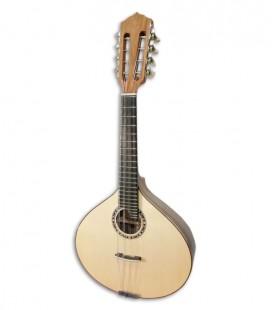 Mandolina Guitarrinha Artimúsica 40442 Medio Lujo Clavijero
