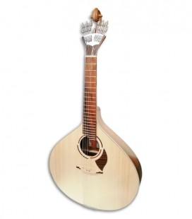Guitarra Portuguesa APC 308LS Abeto Caoba Medio Lujo Lisboa