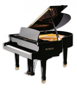 Grand Piano Petrof P159 Bora Standard Series