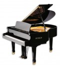 Grand Piano Petrof P159 Bora Standard Series