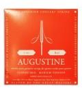 Jogo de Cordas Augustine Classic Red Guitarra Clássica Tensão Normal  650427