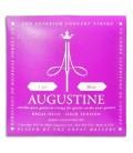 Jogo de Cordas Augustine Regal Blue Guitarra Clássica Tensão Alta 650537