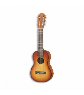 Foto do guitalele Yamaha GL1 TBS Tobacco Sunburst