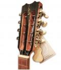 Foto da cabeça do cavaquinho APC 108 de 8 cordas