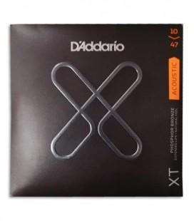 Foto de la portada del Juego de Cuerdas DAddario  XTAPB1047