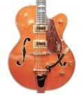 Foto do tampo e captadores da Guitarra Elétrica Gretsch G5420TG Electromatic