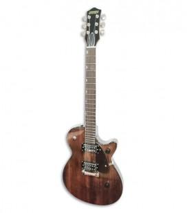 Foto da Guitarra Elétrica Gretsch modelo G2210 de frente e em três quartos