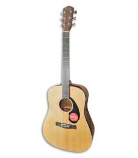 Acoustic Guitar Fender CD 60S Dreadnought Natural WN