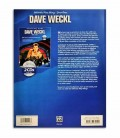 Photo of the backcover of the book Dave Weckl Ultimate Play Along Level 1 Vol 2 IMP4148A