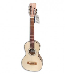 Frontal photo of the APC Cavaquinho Rajão Madeirense model 550 5 Cordas