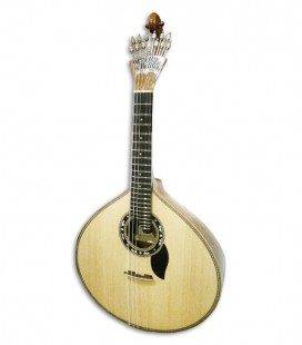 Guitarra Portuguesa Artimúsica GP71L Meio Luxo Tampo Spruce Modelo Lisboa