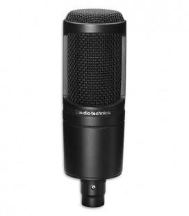 Foto do Microfone Audio Technica AT2020