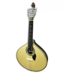 Artimúsica Lisbon Portuguese Guitar GP73L Luthier