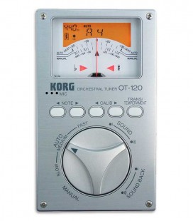 Photo of the Korg Tuner OT 120