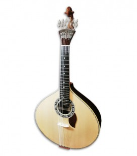 Guitarra Portuguesa Artimúsica GP72L Luxo Tapa Abeto Modelo Lisboa