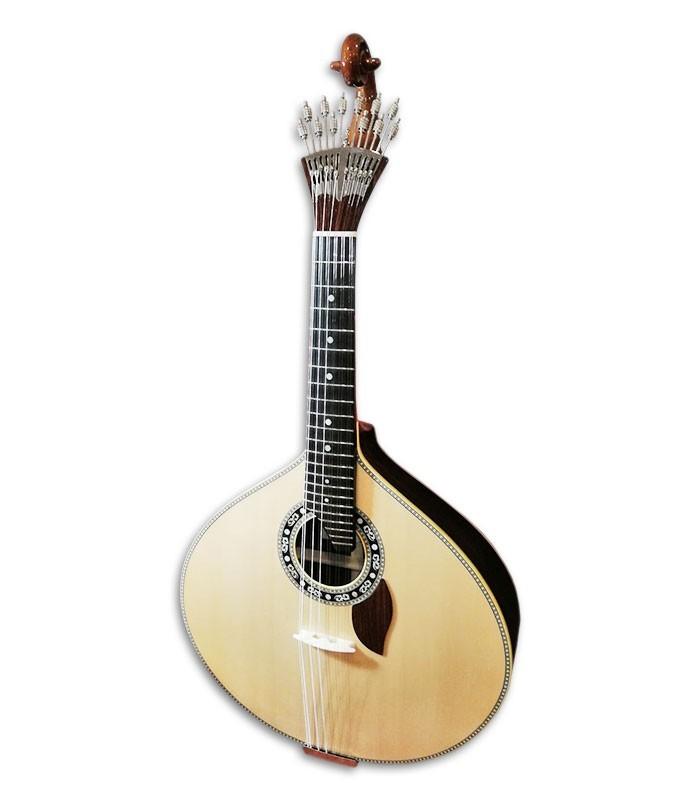 Foto da guitarra portuguesa Artim炭sica GP72L