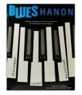 Foto da capa do livro Blues Hanon Piano
