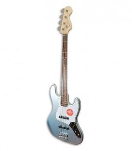 Guitarra Baixo Fender Squier Affinity Jazz Bass LRL SLS