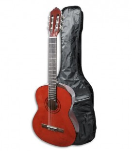 Foto de la Guitarra Clásica Ashton SPCG-44AM con Funda
