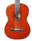 Foto de la tapa de la Guitarra Clásica Ashton SPCG-44AM