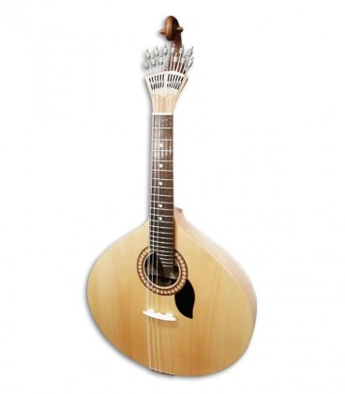 Foto da Guitarra Portuguesa Artimúsica GPBASEL Modelo Lisboa