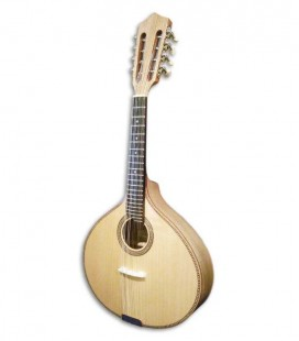 Mandolina Guitarrinha Artimúsica BD40GC Simple Tapa Spruce con Clavijero