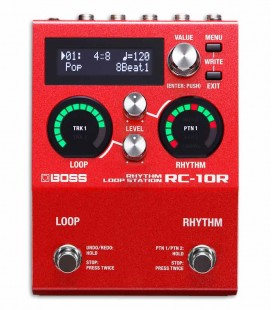 Photo of the Pedal Boss RC-10R
