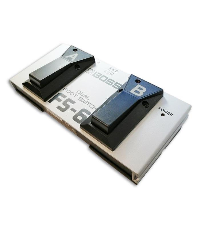 Foto do Pedal Boss FS6 Dual Foot Switch
