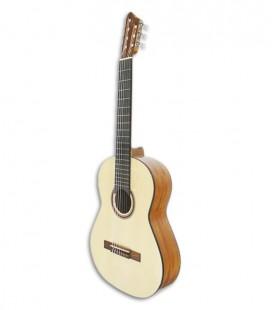 Foto da Guitarra Clássica APC modelo 1S 7STR com 7 cordas de frente