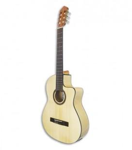 Foto de la Guitarra Flamenca APC 1F CW Electrificada
