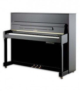 Upright Piano Petrof P122 N2 Higher Series Silent