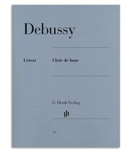 Photo of the Debussy Clair de Lune HVE21271A book cover