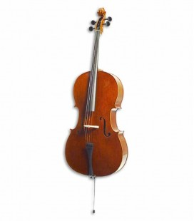 Cello Stentor Conservatoire 3/4 con Arco y Bolsa