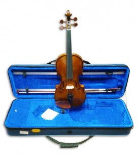 """Photo of viola Stentor Student I 13"""" with case"""