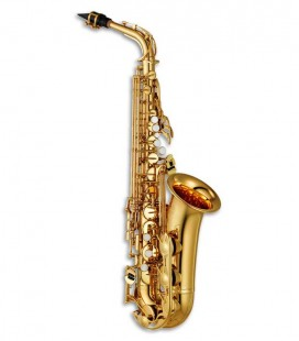 Photo of the Alto Saxophone Yamaha YAS-280 Standard Golden