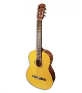 Foto da Guitarra Clássica Fender modelo ESC110 Educacional 4/4 Wide Neck de frente