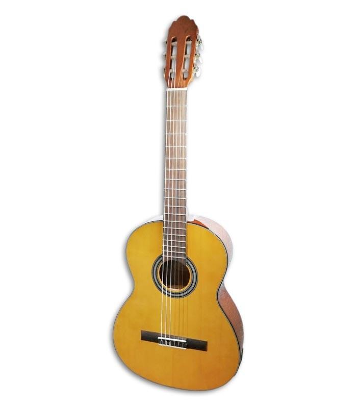 Foto da Guitarra Clássica VGS Student Natural com Pickup