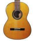 Foto do tampo da Guitarra Clássica VGS Student Natural com Pickup