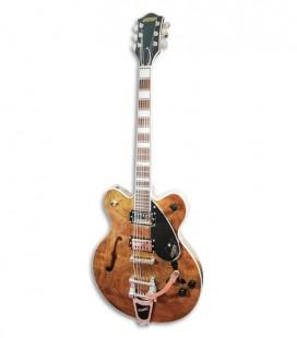 Guitarra Eléctrica Gretsch G2622T Streamliner Bigsby DC Imperial Stain