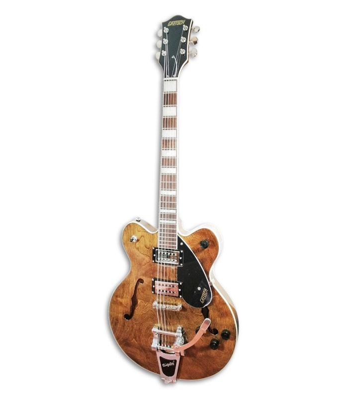 Foto de la Guitarra Eléctrica Gretsch G2622T Streamliner Bigsby DC Imperial Stainl