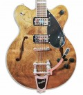 Foto del cuerpo de la Guitarra Eléctrica Gretsch G2622T Streamliner Bigsby DC Imperial Stainl