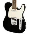 Foto del cuerpo de la Guitarra Eléctrica Fender Squier Bullet Telecaster Black