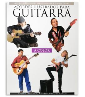 Photo of the Acordes Ilustrados para Guitarra More than 400 MSLAM98200 book cover