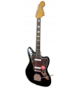 Electric Guitar Fender Squier Classic Vibe 70S Jaguar IL Black