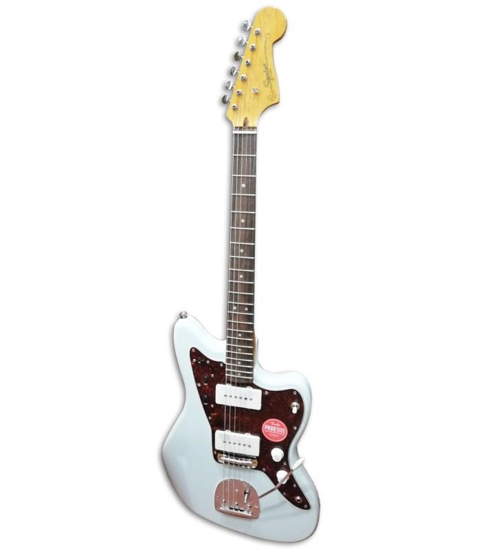 Foto de la Guitarra Eléctrica Fender Squier Classic Vibe 60S Jazzmaster IL Sonic Blue