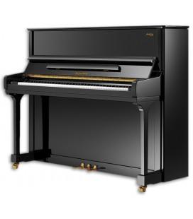 Piano Vertical Kayserburg  KAM2 Negro Pulido 3 Pedales