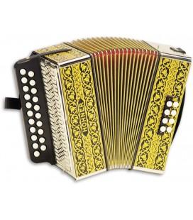 Concertina Hohner Vienna 2915 8 Basses 2 Voices GC