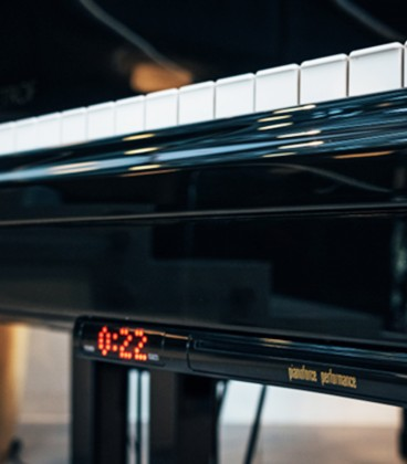 Photo of the Player System Pianoforce for Grand Piano