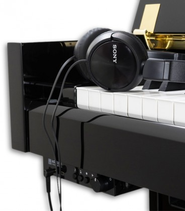 Photo of System Adsilent for upright piano